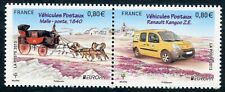 STAMP / TIMBRE FRANCE  N° P4749 ** LES VEHICULES POSTAUX