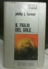 PHILIP J.FARMER:IL FIGLIO DEL SOLE.COSMO ARGENTO N.16 NORD 1976 TOP FANTASCIENZA