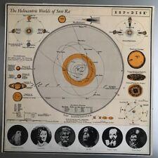 Sun Ra - The Heliocentric Worlds Of Sun Ra II Vinyl LP Holland 1969 Excellent!