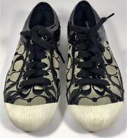 Coach womens sneakers size 7.5 B