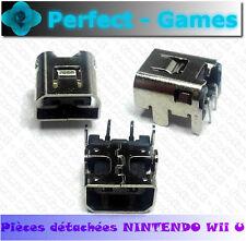 Connecteur alimentation chargeur power socket charging gamepad nintendo Wii U