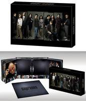 The Sopranos - Completo Hbo Stagione 1-6 - Deluxe Edition DVD - Booklet & Box