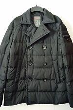 Men Prada Down filled Pea Jacket with Hood