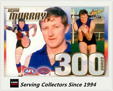 Select AFL 300 Game Case Card: 2008 Champions CC22 Kevin Murray (Fitzroy)