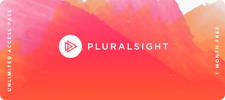 New Pluralsight 1 Month Personal No Shared Membership Full Access to All Courses