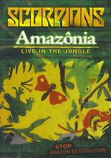 Scorpions : Amazônia - Live in the Jungle (DVD)
