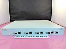 Aruba Networks 3200XM 4 Port Gigabit Wireless Mobility Controller Access Switch