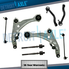 New 8pc Lower Control Arms w/ Ball Joints + Suspension Kit for Nissan Altima
