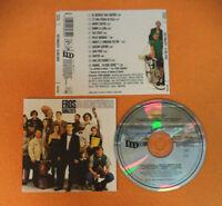 CD EROS RAMAZZOTTI In Ogni Senso 1990 Europe DDD 260 654 no lp mc dvd (CI2)