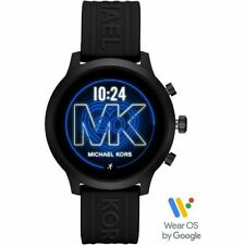 MICHAEL KORS MKGO Black Touchscreen Womens Gen 4 Watch Smartwatch MKT5072 $295