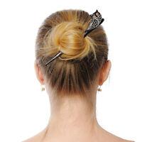 Horn Hair Stick #10779 Wholesale Price