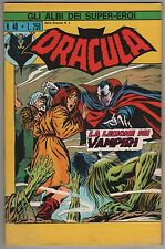 GLI ALBI DEI SUPER EROI ASE A.S.E. corno N.40 DRACULA 4 la legione dei vampiri