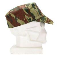 Genuine Portuguese Army Camo cap portugal field hat combat military NEW