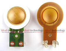 2pack Diaphragm for Crate PE-15H PE15H Horn Driver Speaker Repair Part