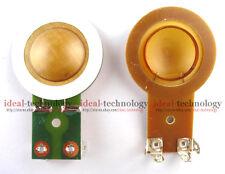 2pack Diaphragm for Crate PE-15H PE15H Horn Driver Speaker Repair Part