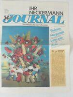 Ihr Neckermann Journal Gesammeltes für Sammelbesteller 03/79 Versandhaus B8287
