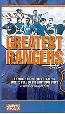Sports Football PAL VHS Films