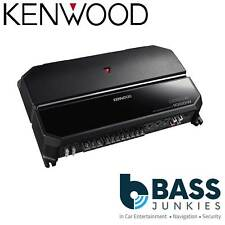 Kenwood KAC-PS704EX 4/3/2 Channel 1000 Watts Power Bridgeable Car Amplifier Amp