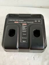 Craftsman 19.2v Dual Port Double 2 Battery Charger Model 315.115730 AC Power