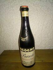 barolo borgogno riserva 1961