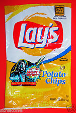 Star Wars LAYS Potato Chip Bag - Jedi Spirit of ObiWan Figure Mail In Offer 1997