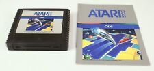 Atari 5200 Game Qix With Instructions Tested & Working