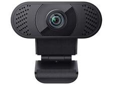 wansview FullHD webcam 102 | Mikrofon | Videokonferenz | Webkamera | Laptop | PC