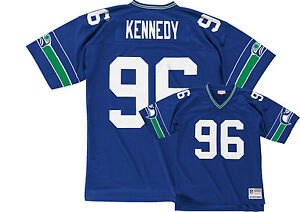 Mitchell & Ness Seattle Seahawks Cortez Kennedy TC Jersey