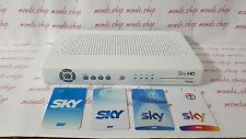 decoder sky hd LEGGE TUTTE LE SCHEDE VISIONE IN HD mod.ds830ns ds831ns