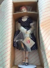 Hamilton Collection I Love Lucy Polka Dot Dress Porcelain Doll