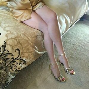 NEW (Other) Gorgeous Ladies Gold/Brown Mix Heels by NEXT - Size 5