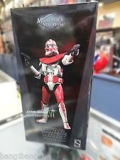 "Star Wars Celebration Exclusive Commander Ganch 1/6 Figure 12"" Sideshow New MIB"
