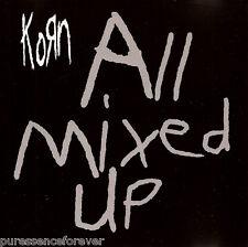 KORN - All Mixed Up EP (USA 5 Track CD Single)