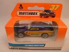 1997 MATCHBOX #37 '70 BOSS 302 MUSTANG MIB