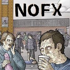 Regaining Unconsciousness [EP] [EP] by NOFX (CD, Mar-2003, Fat Wreck Chords)
