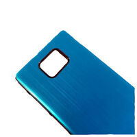 Metall Akkudeckel Battery Cover Case für Samsung Galaxy S2 II i9100