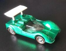 VINTAGE HOT WHEELS REDLINE. CHAPPARAL IN GREEN. VERY RARE MODEL