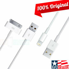 Original USB to Apple Lightning/30-Pin Data Cable Charger for iPad 1/2/3/4/5/6/7