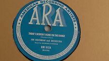 Joe Reichman – 78rpm 10-inch single –ARA #RM-102