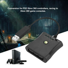 Game USB Controller Adapter Converter for PS2 to Xbox 360 Controller Accessories