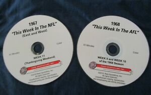 RARE SPORTS FILMS [FACTORY] [THIS WEEK in the NFL]