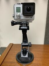 GoPro HERO3 Black Edition 12MP HD Waterproof Action Camera With Car Mount