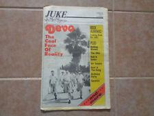 1980s Music Magazines