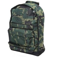 Element Liberate Camo Camouflage Backpack Rucksack School College Student Bag