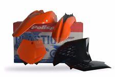 Polisport KTM SX/SXF Kit De Plástico 07-10 Exc 08 11 XC 08 - 10 OEM Naranja 90121