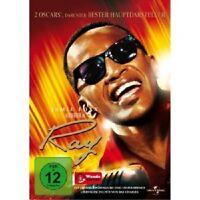 RAY (SINGLE DVD) -  DVD NEUWARE JAMIE FOXX,KERRY WASHINGTON,CLIFTON POWELL