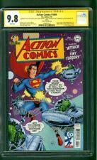 Superman Action Comics 1000 CGC 5XSS 9.8 Dave Gibbons 1950's Variant