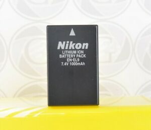 Original Nikon Akku EN-EL 9 Diagnosezustand unbekannt