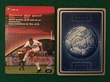 FOOTBALL CHAMPIONS 2001-02 CARD 8/80 INTER VIERI Calciatori Wizards