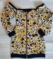 Moschino H&Moschino H&M HM Kleid Dress Off Shoulder Chain Ketten EUR 34 US 2 UK6